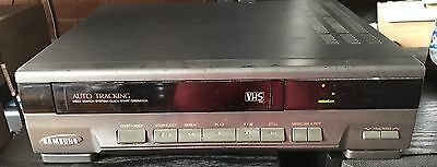 Samsung VCR Video Cassette Recorder
