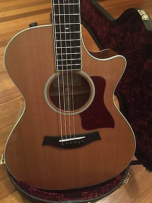 TAYLOR 512ce ACOUSTIC ELECTRIC GUITAR BRAND NEW, UNPLAYED!
