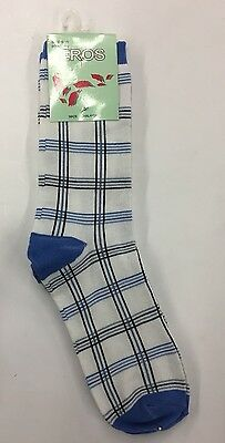 NEW Eros Women/'s Casual Dress Socks Size 9-11 Assorted Colored Selection