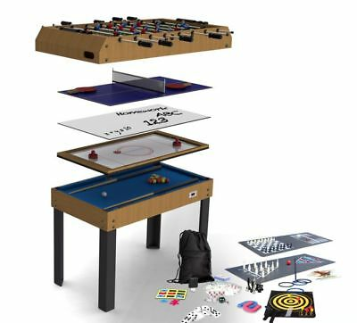 BCE 4ft 21-in-1 Multi Games Table