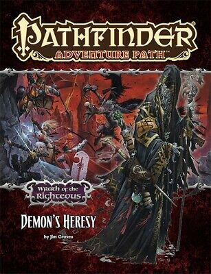 Pathfinder - #75 Demon's Heresy (Wrath of the Righteous 3 of 6) (englisch)