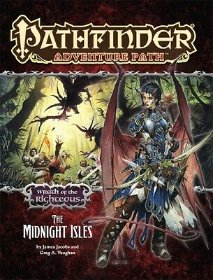 Pathfinder - #76 The Midnight Isles (Wrath of the Righteous 4 of 6) (englisch)