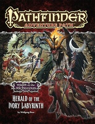 Pathfinder - #77 Herald of the Ivory Labyrinth(Wrath of the Righteous 5/6)(engl)