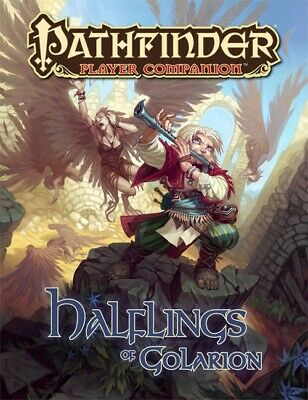 Pathfinder - Companion - Halflings of Golarion (englisch)