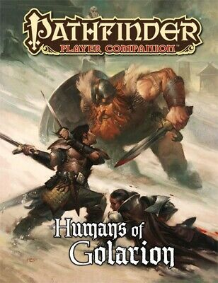 Pathfinder - Companion - Humans of Golarion (englisch)
