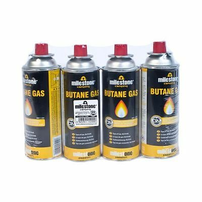 Butane Gas Canister Bottles For Portable Heater Cooker Camping Cooking Stove