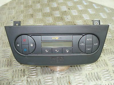 Ford fiesta st 150 digital heater controls
