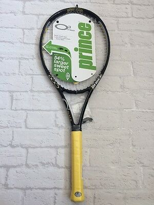 Prince O3 Hybrid Black Mp Tennis Racket Grip 3 4.3/8