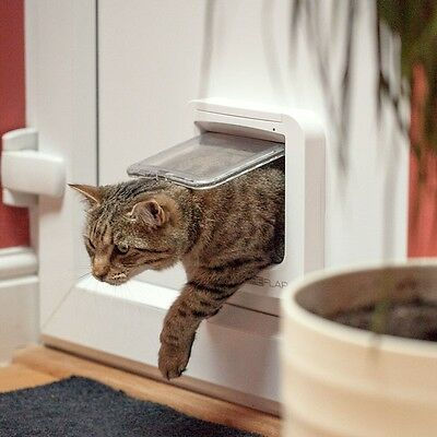 Cat Flap Microchip Operated