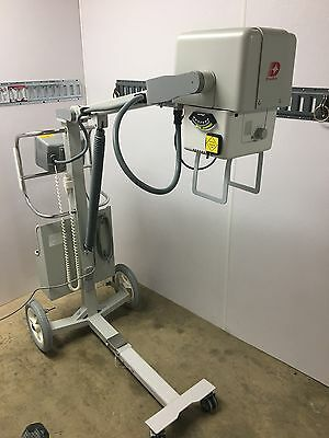 2011 Dynarad Portable X-ray Machine