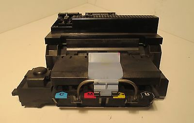 """C6074-69388 HP DesignJet 1050/55CM+ - CARRIAGE ASSEMBLY C6072-60147 USED """"READ"""""""