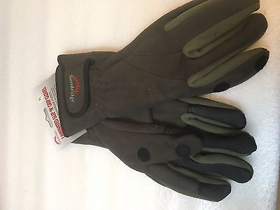 Sundridge fold back Forefinger and thumb gloves XL