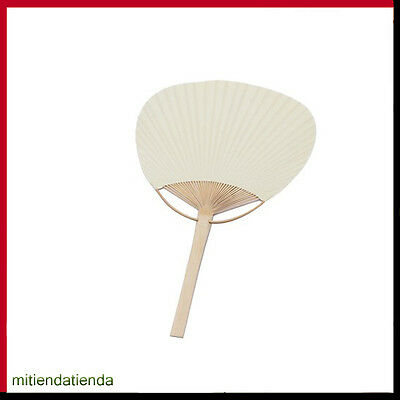 50 FANS Pai Pai BAMBOO GIFT WEDDING COMMUNION CHRISTENING EVENTS RANGE