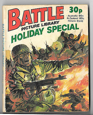 Battle Picture Library Holiday Special (1978, 192 pages) high grade copy
