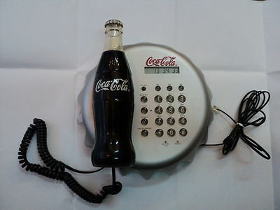 Vintage Coca Cola Telephone Phone
