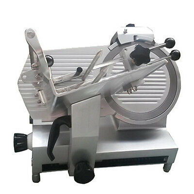 "Adcraft SL300C Manual Electric Meat Slicer 12"" Diameter Knive"