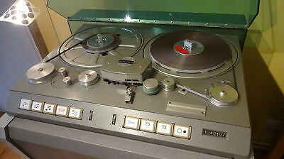 tape recorder Studer C37 magnétophone