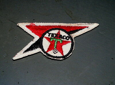 Last One 1940s Texaco Employee Sew On Uniform Hat Aviation Delta Airlines Patch