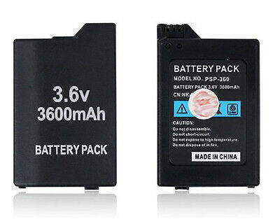 Rechargeable Battery For Sony PSP-3001 PSP-3000 700mah PSP-110S Slim