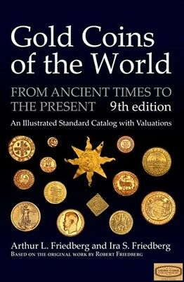 Gold Coins of the World, From Ancient To Present, 9th Edition - #8871843099