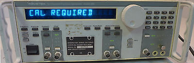 Wavetek 288 Synthesized Function Generator Untested As Is #2