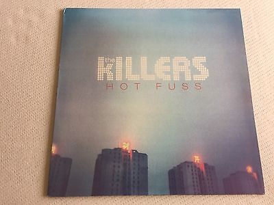 The Killers - Hot Fuss - Rare Red Vinyl Lp, New