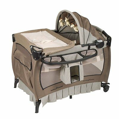 Baby Trend Deluxe Nursery Center - Havenwood, Haven Wood