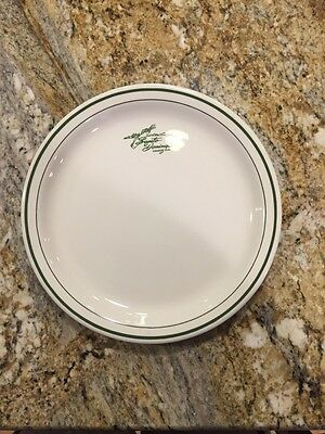 Santo Domingo Country Club Dinner Plate 10.25 Inches Buffalo China