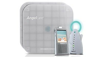 Angelcare Movement Video and Sound Baby Monitor for Wireless Kid Surveillance