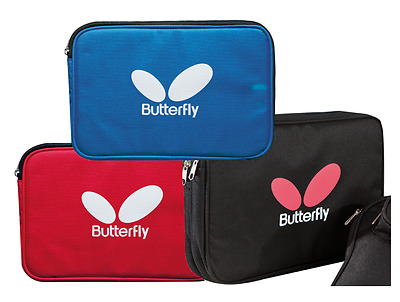 Butterfly Table Tennis Bat Cover - Pro Double Case