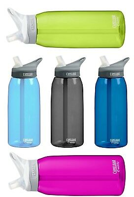 Camelbak Eddy 1Litre (35oz) Hydration Bike Drink Bottle 1 Litre Various Colours