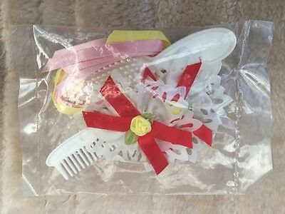 My Child Doll Original Factory Sealed Barrettes