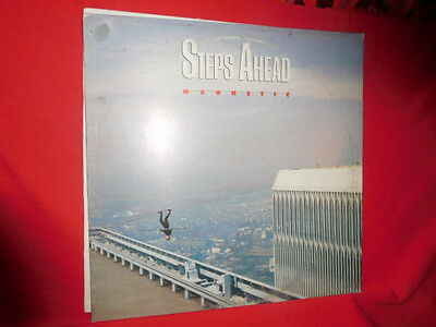 STEPS AHEAD Magnetic LP 1986 ITALY MINT- First Pressing
