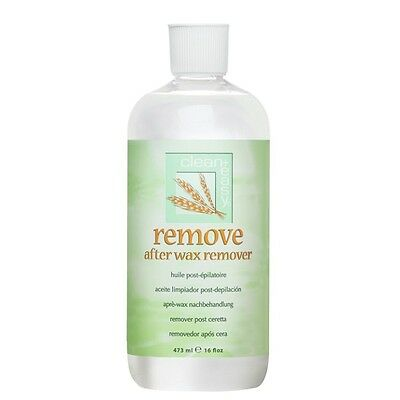 Clean + Easy Remove After Wax Remover 16 oz. , Clean roller heads and waxing spa