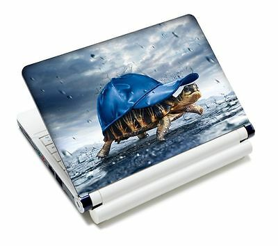 "Tortoise Laptop Sticker Skin Decal For 15'' 15.6"" Sony HP Dell Acer Toshiba PC"