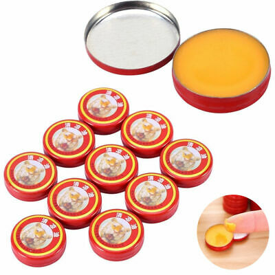 5x Tiger Balm Red Muscle Massager Relax Essential Oil Refresh Oneself Treatment