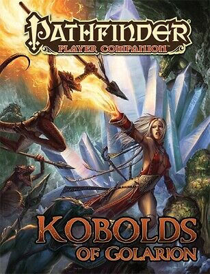 Pathfinder - Companion - Kobolds of Golarion (englisch)