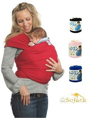 Moby Wrap Cotton Sling Baby Carrier