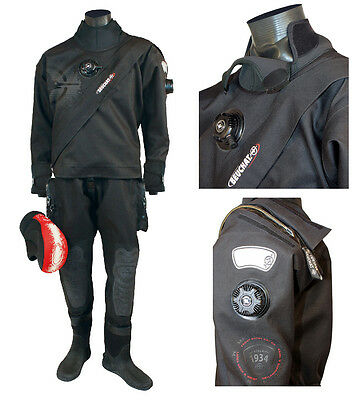 BEUCHAT Abyss Dry - Diving Dry suit Trilaminat