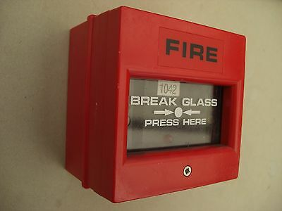 EMS RFS-5170 Radio Fire Alarm Call Point £70 + vat