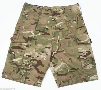Brand New In Packaging British Army MTP Shorts Warm Weather