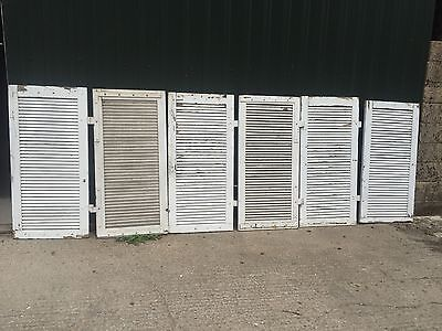 Antique French Window Shutters Wooden Price Per Shutter