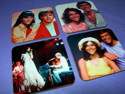 The Carpenters Drinks COASTER Set