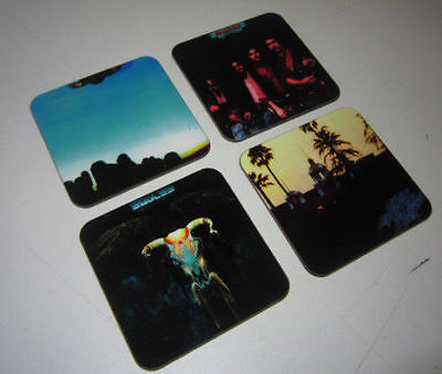 The Eagles Album Cover COASTER Set