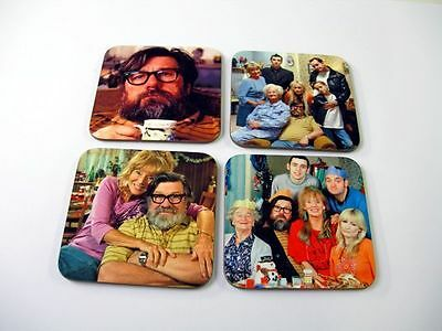 The Royale Family TV Show Drinks COASTER Set