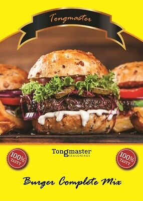 Big Texan Burger Complete Mix - 500g (5kg Batch)