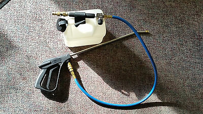 Hydro Force Injection Sprayer Revolution Adjustable  100-1000 PSI AS08R quantity