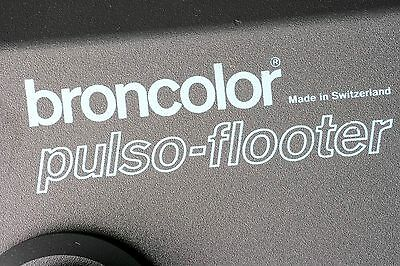 Broncolor Flooter Focusing Fresnel with Honeycomb,  Barndoors, Perfect Condition