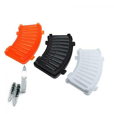 3d Novelty Killer Fun Ak-47 Bullet-shaped Ice Mould Cube Tray Pudding