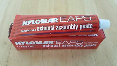 Tube of Hylomar Exhaust Assembly Paste 140g - Asbestos Free - Water-based